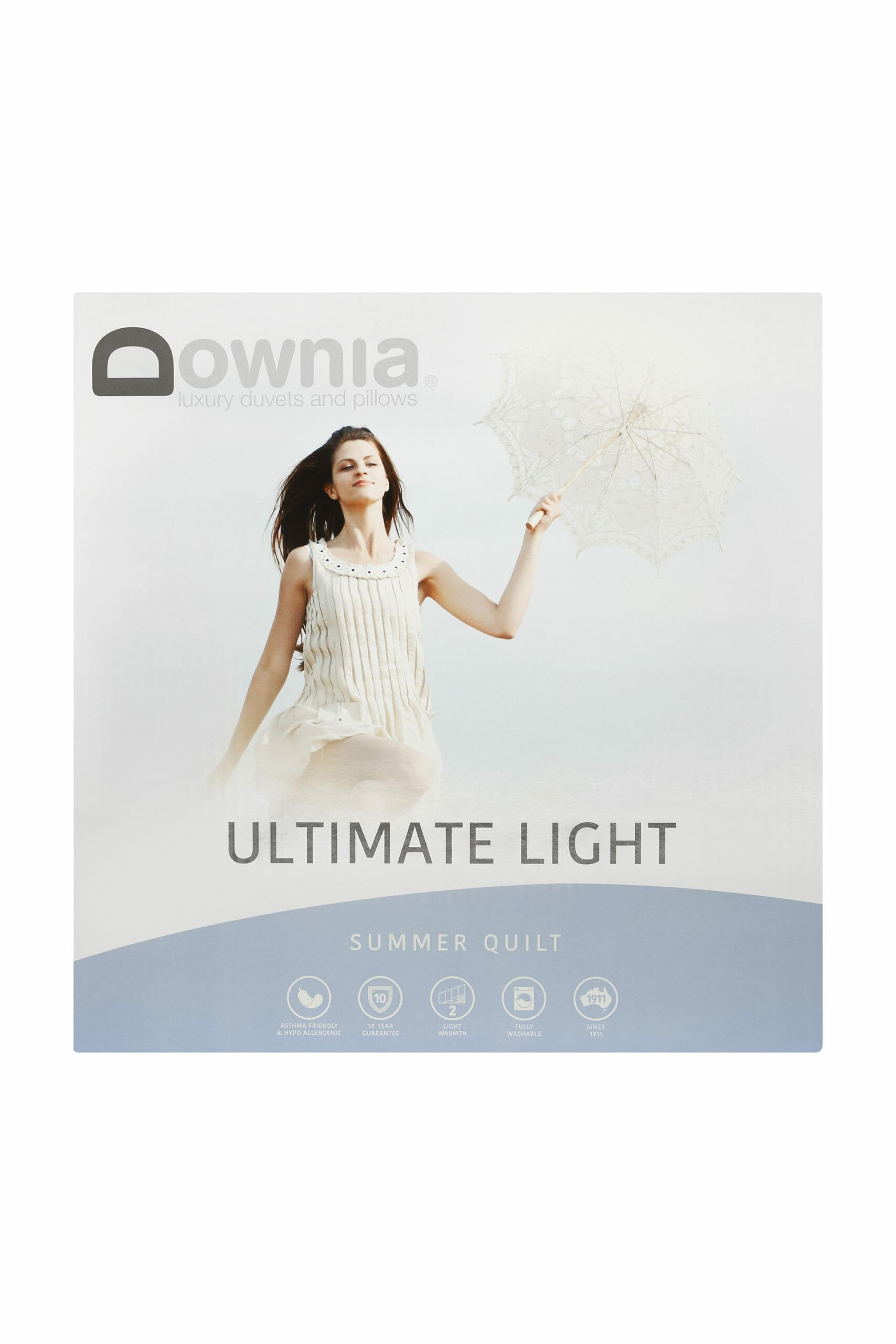 Downia Classique 50//50 Quilt|Doona|Duvet SUPER KING|KING|QUEEN|DOUBLE|SINGLE